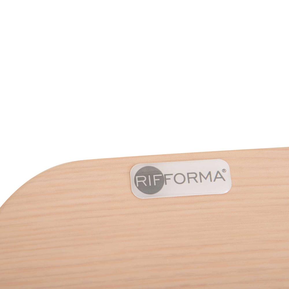 Парта пневматическая Rifforma-09 дуб и белый