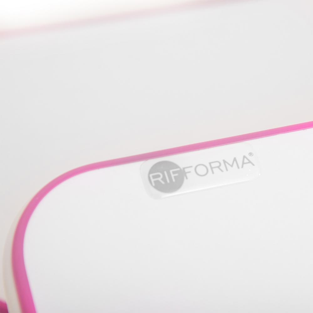 Парта Rifforma-100 розовая