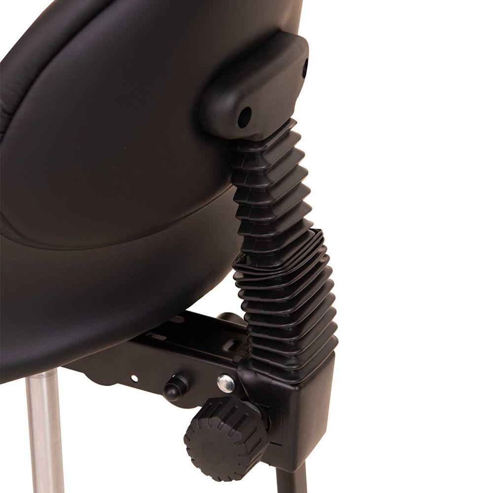 Детское кресло-седло черное Rifforma-20