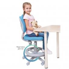 Ортопедическое кресло для школьников Rifforma-21 голубой