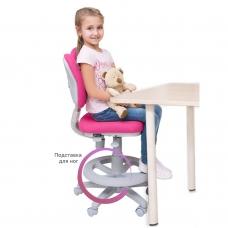 Ортопедическое кресло для школьников Rifforma-21 розовый