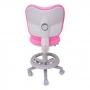 Детское кресло розовое Rifforma-21