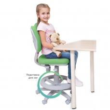 Ортопедическое кресло для школьников Rifforma-21 зеленый