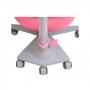 Детское кресло розовое Rifforma-23