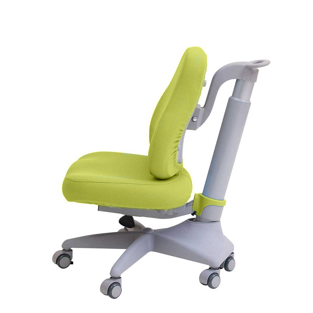 Детское кресло зеленое Rifforma-23