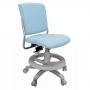 Детское кресло голубое Rifforma-25