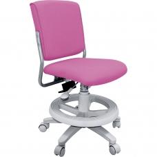 Ортопедическое компьютерное кресло для школьника Rifforma-25 розовый