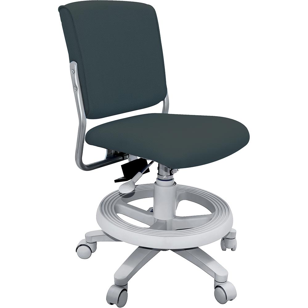 Детское кресло серое Rifforma-25