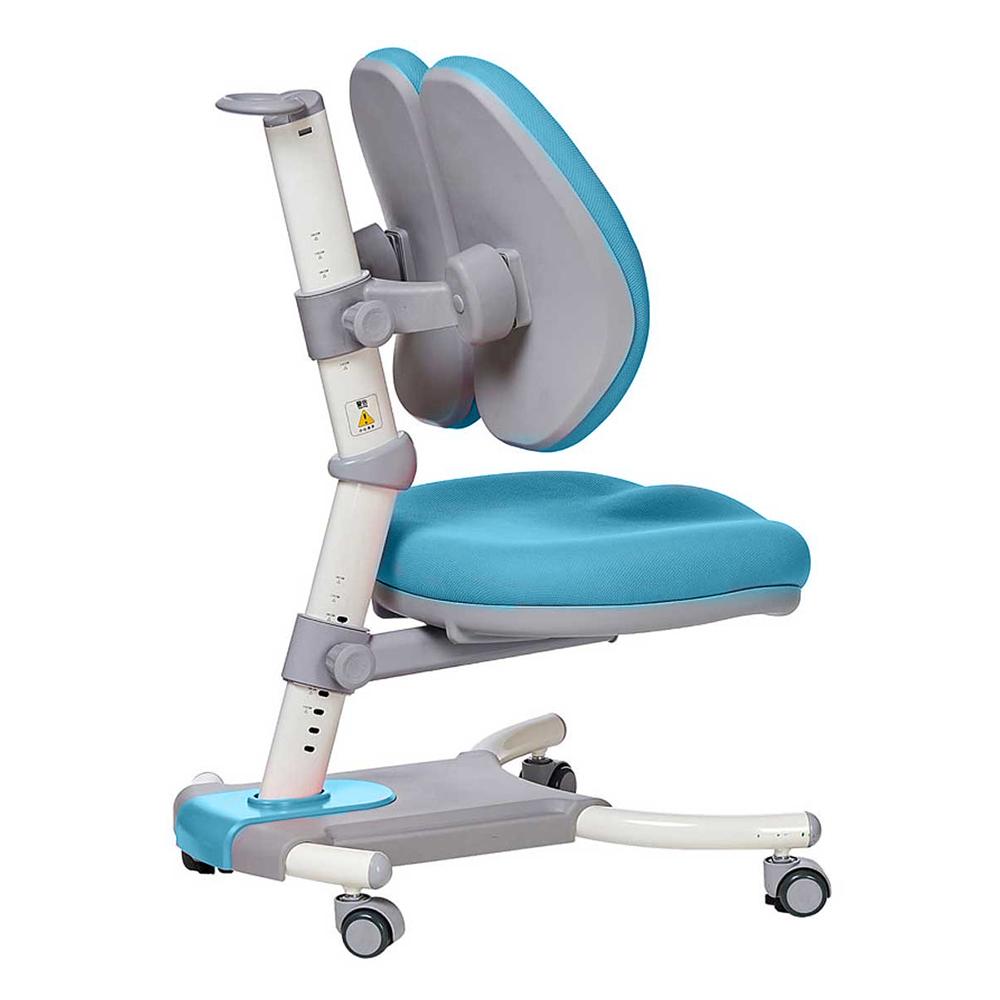 Детское кресло голубое Rifforma-32