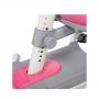 Детское кресло розовое Rifforma-32