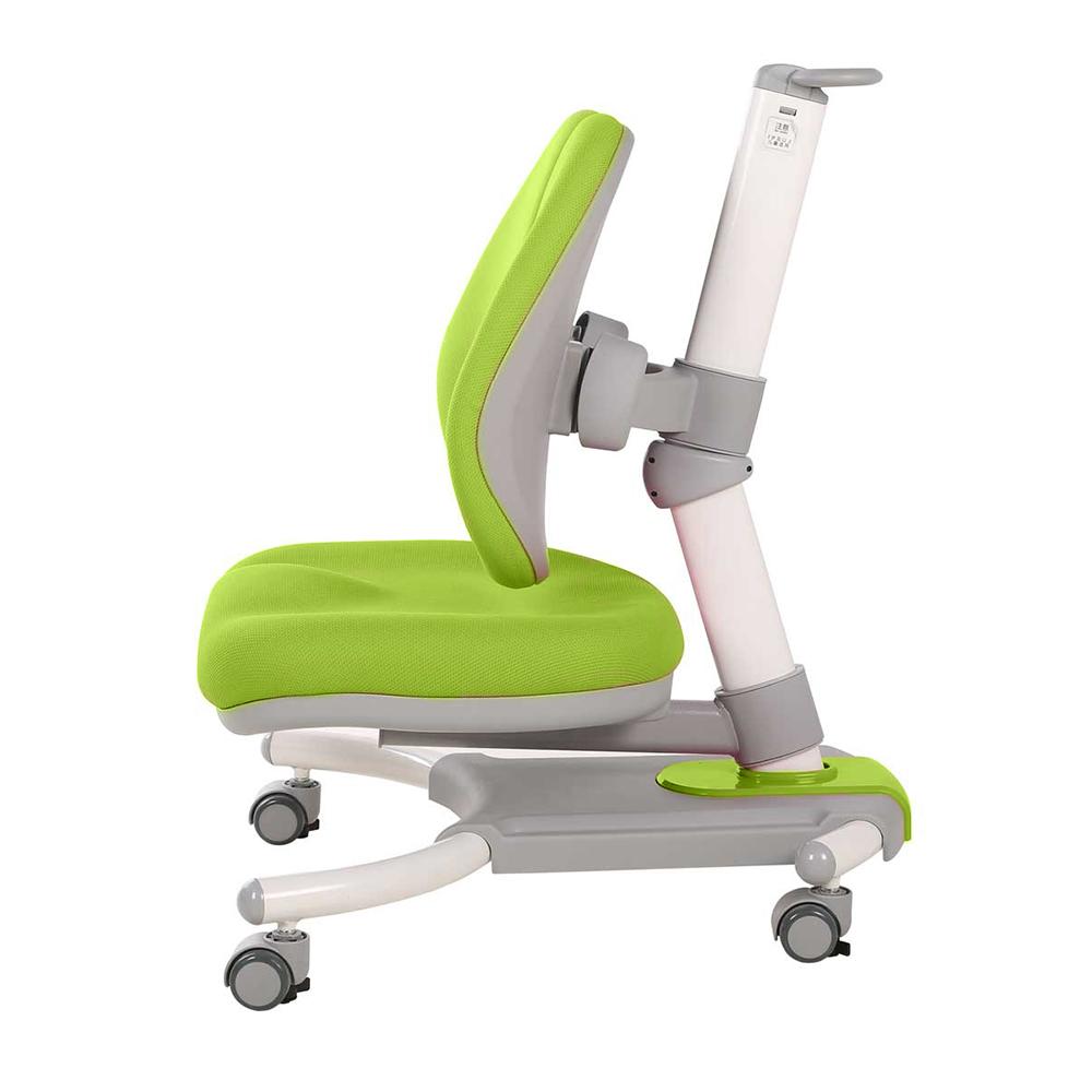 Детское кресло зеленое Rifforma-32