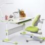 Детское кресло зеленое Rifforma-33