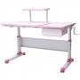 Парта Rifforma Comfort-34 розовая