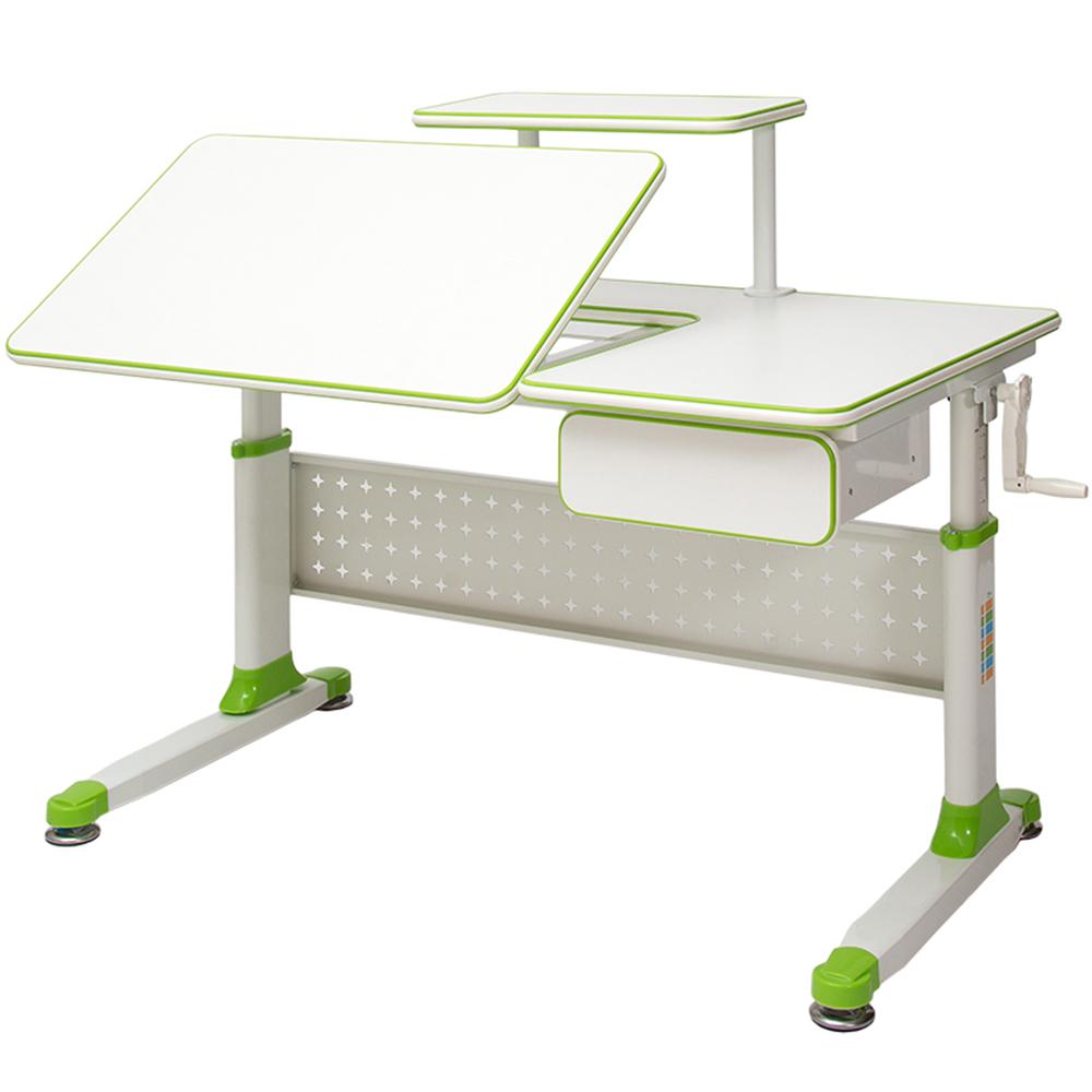 Парта Rifforma Comfort-34 зеленая