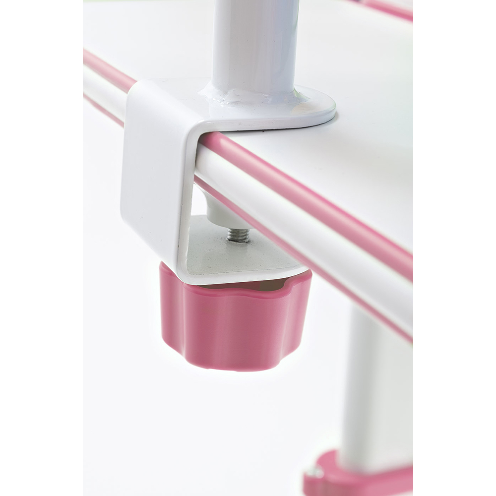 Парта-трансформер Rifforma Comfort-80 розовая