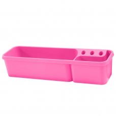 Пенал навесной розовый Rifforma