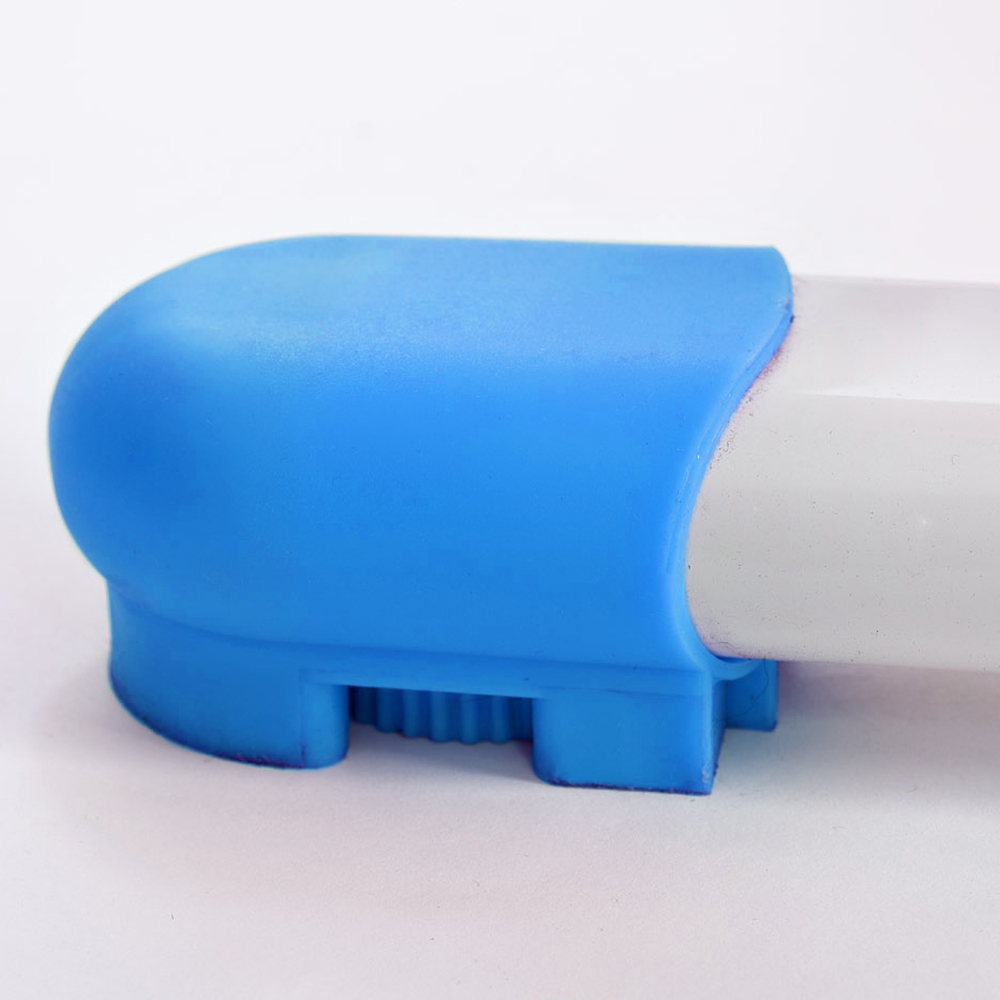 Комплект парта и стул с чехлом голубой Rifforma Set-10