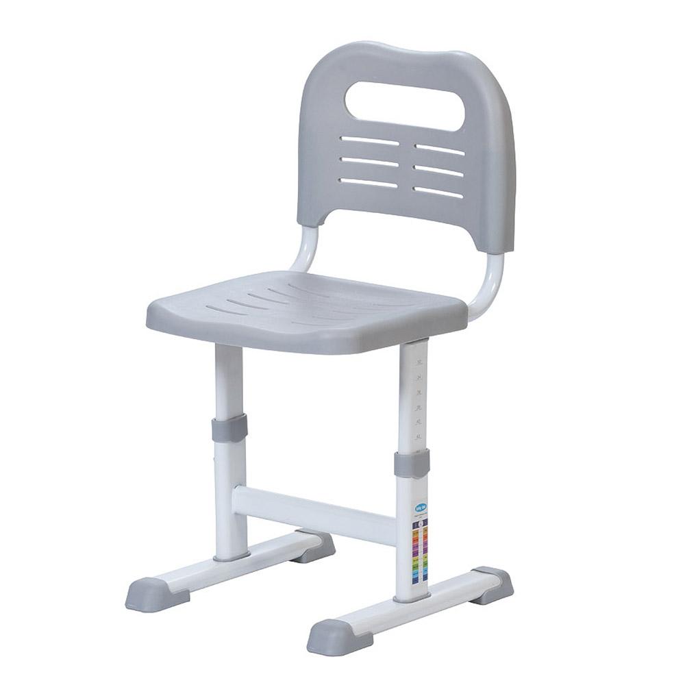 Комплект парта и стул клен и серый Rifforma Set-17