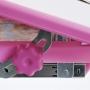 Комплект парта и стул розовый Rifforma Set-17