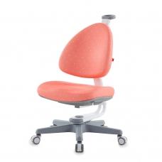 Ортопедическое кресло для школьников Ergo-Babo коралловый