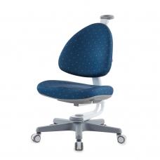 Детское кресло синее Ergo-Babo
