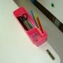 Пенал навесной розовый TCT Nanotec